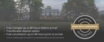 cancellation policy hotel borrowdale gates